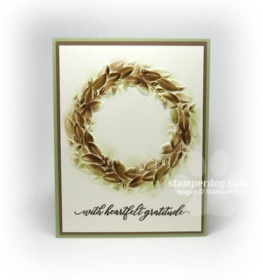 Wreath Thank You