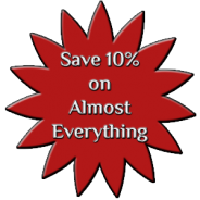 10% Off Stamps and Kits Today and Monday
