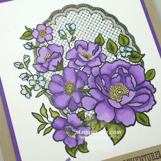 Watercolor Retirement Card