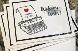 Welcome Stampers!