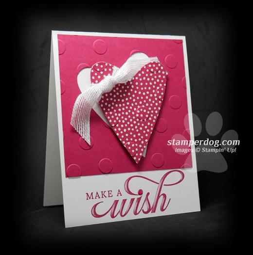 Valentine Wish Card