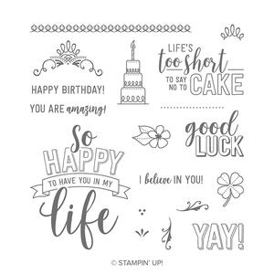 Amazing Life Stamp Set