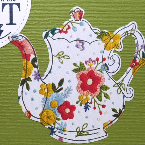 Everyone Needs a Teapot Card