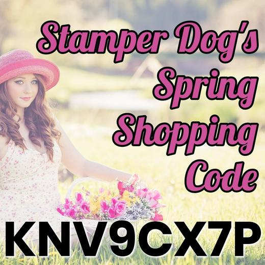 April Shopping Code