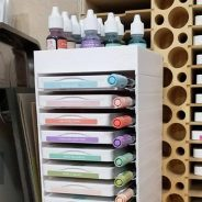 Have You Scored Your Stampin' Up! Storage Yet?