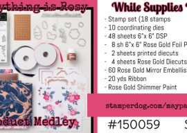 It's May Day! Time for a Rosy Project!