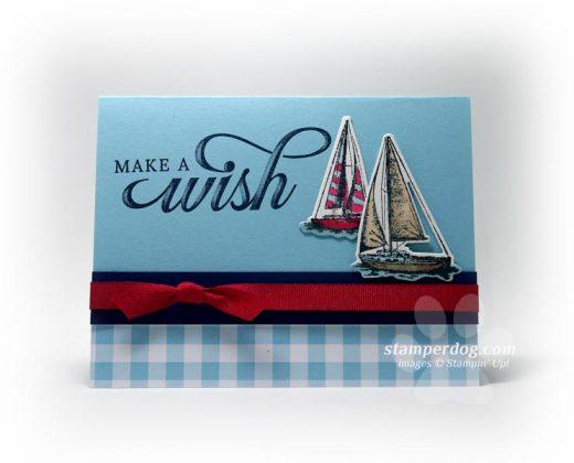 Birthday Card for a Sailor