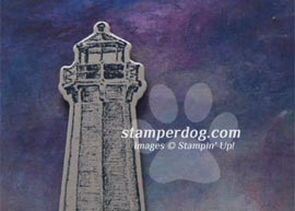 A Lighthouse Card of a Different Kind