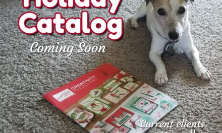 Want a Stampin' Up! Holiday Catalog in Your Mailbox?