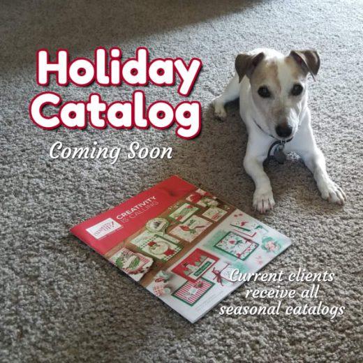 Stampin' UP! 2019 Holiday Catalog