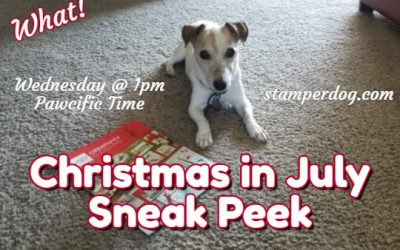 Christmas in July Holiday Sneak Peek
