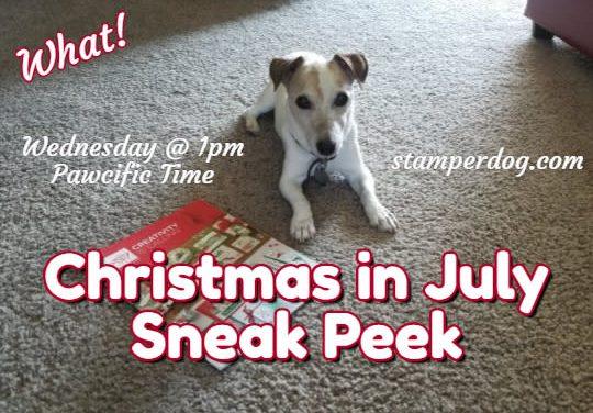 Christmas in July Holiday Sneak Peek