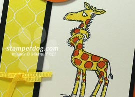 Everyone Needs a Giraffe Get Well Card