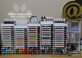 Time to Get Your Stamping Storage