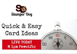 Wednesday is Online Stamp Party Day!