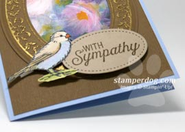 Another Sympathy Card Idea