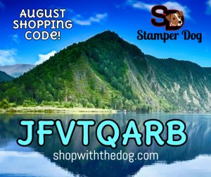 August Shopping Code