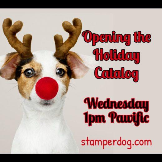 Holiday Catalog Kickoff