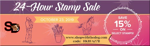 Stampin' Up! One Day Sale
