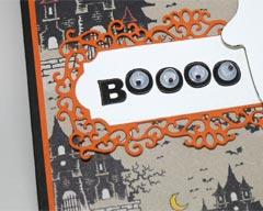 I Got a Halloween Card!
