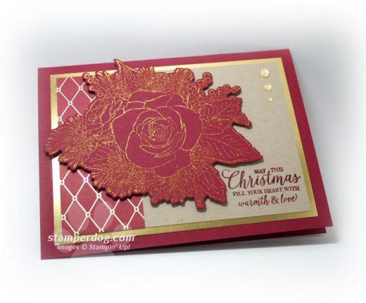 Fancy Christmas Card Idea