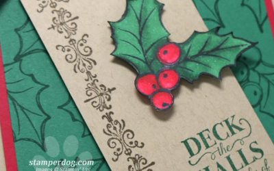 Fun or Fancy Christmas Card?