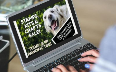 Last Online Stamp, Craft and Kit Sale of the Year