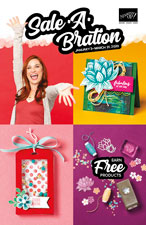 20 Sale-a-Bration Catalog