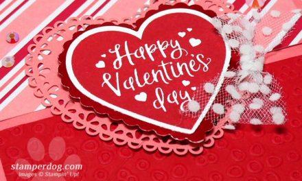 Susan's Valentine Card