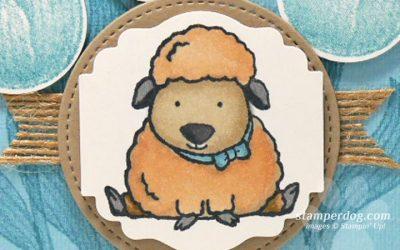 Let's Make a Little Lamb Card!