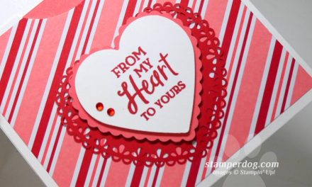 Valentine Pocket Card Idea