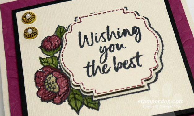 Leap Year Sneak Peek card