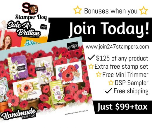 Join 24/7 Stampers Today!