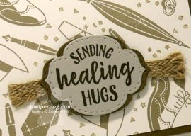 Time for a Masculine Get Well Card