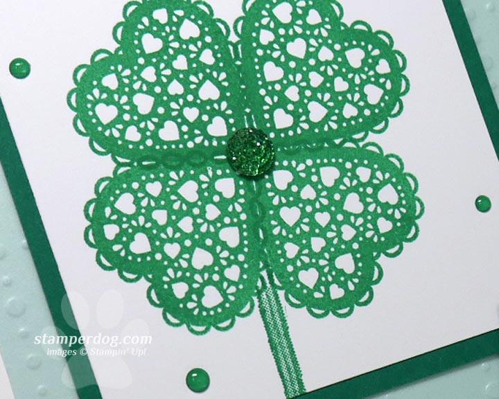 Happy St Patricks Day Card Idea