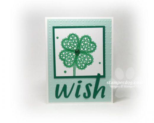 St Patrick's Day Card Idea