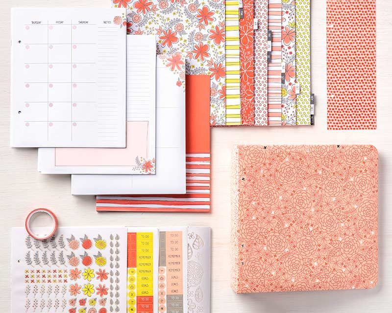 Design Your Own Planner