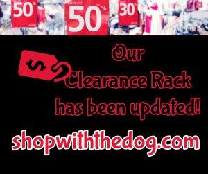 Clearance Rack Sale