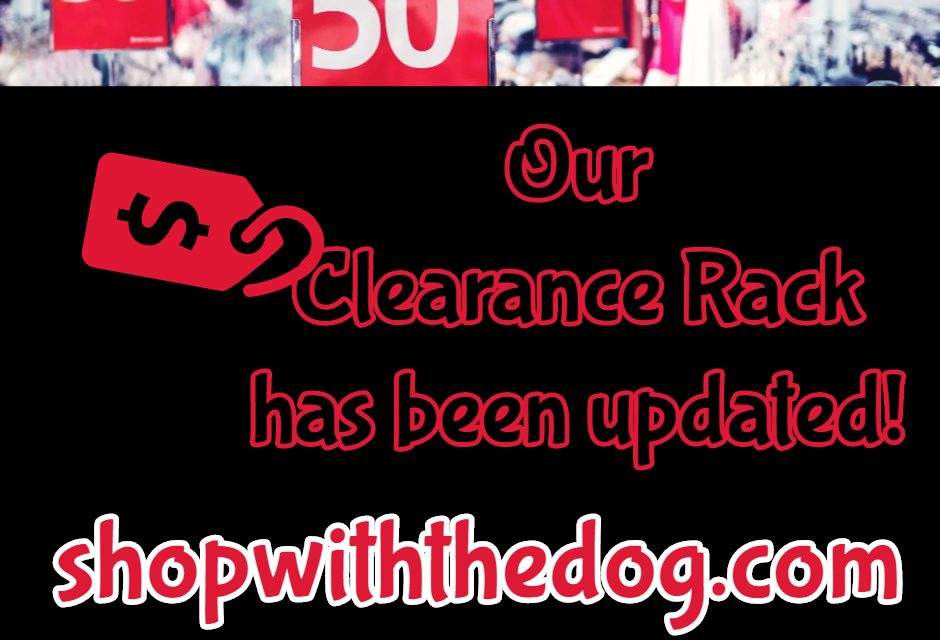 Updated Stampin' Up! Clearance Rack!