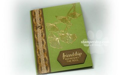 It's All About Embossing Today!