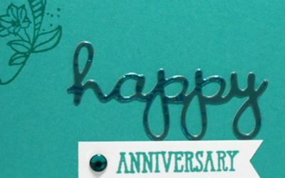 Happy Anniversary to My Favorite Humans