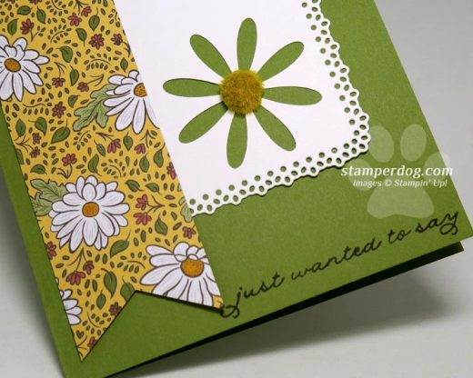 Just for You Card