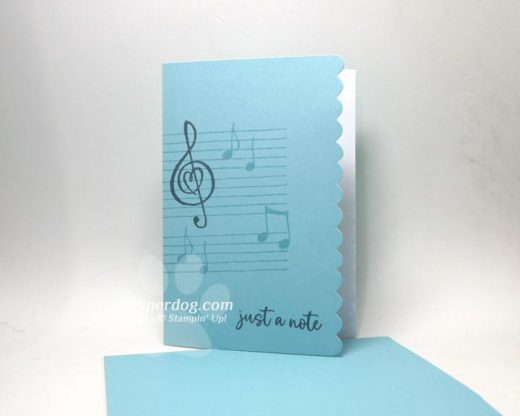 Simple Thank You Note Card