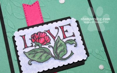 We're Loving the Love Stamp!