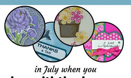 July Online Shopping Bonuses