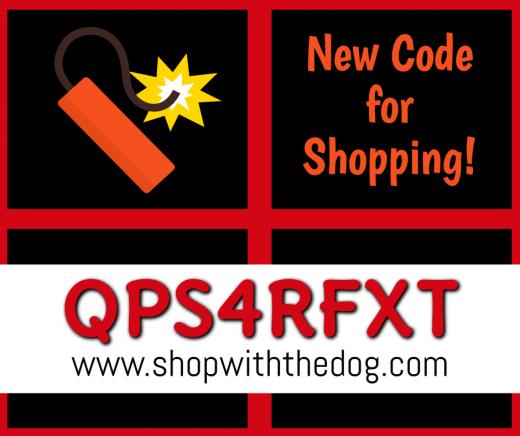 July Shop Code