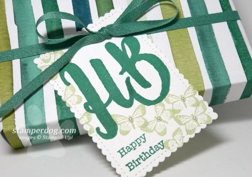 Easy Gift Box Wrap