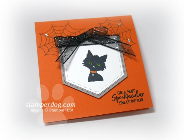 Little Square Halloween Card