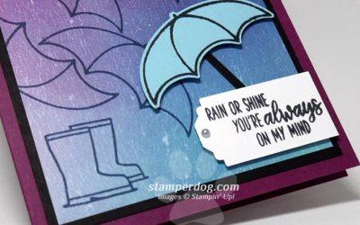 Rain or Shine Card