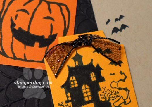Halloween Tag Card